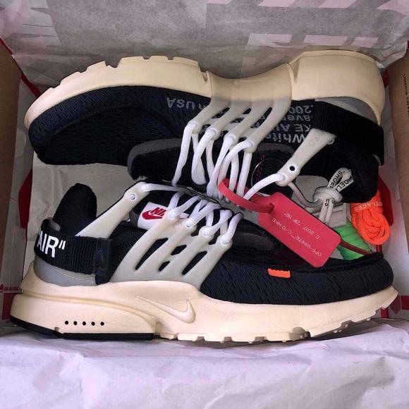 98a1dfdc8bf709 Nike x OFF-WHITE Air Presto